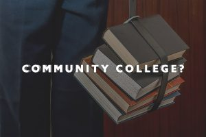 Community College? Photograph