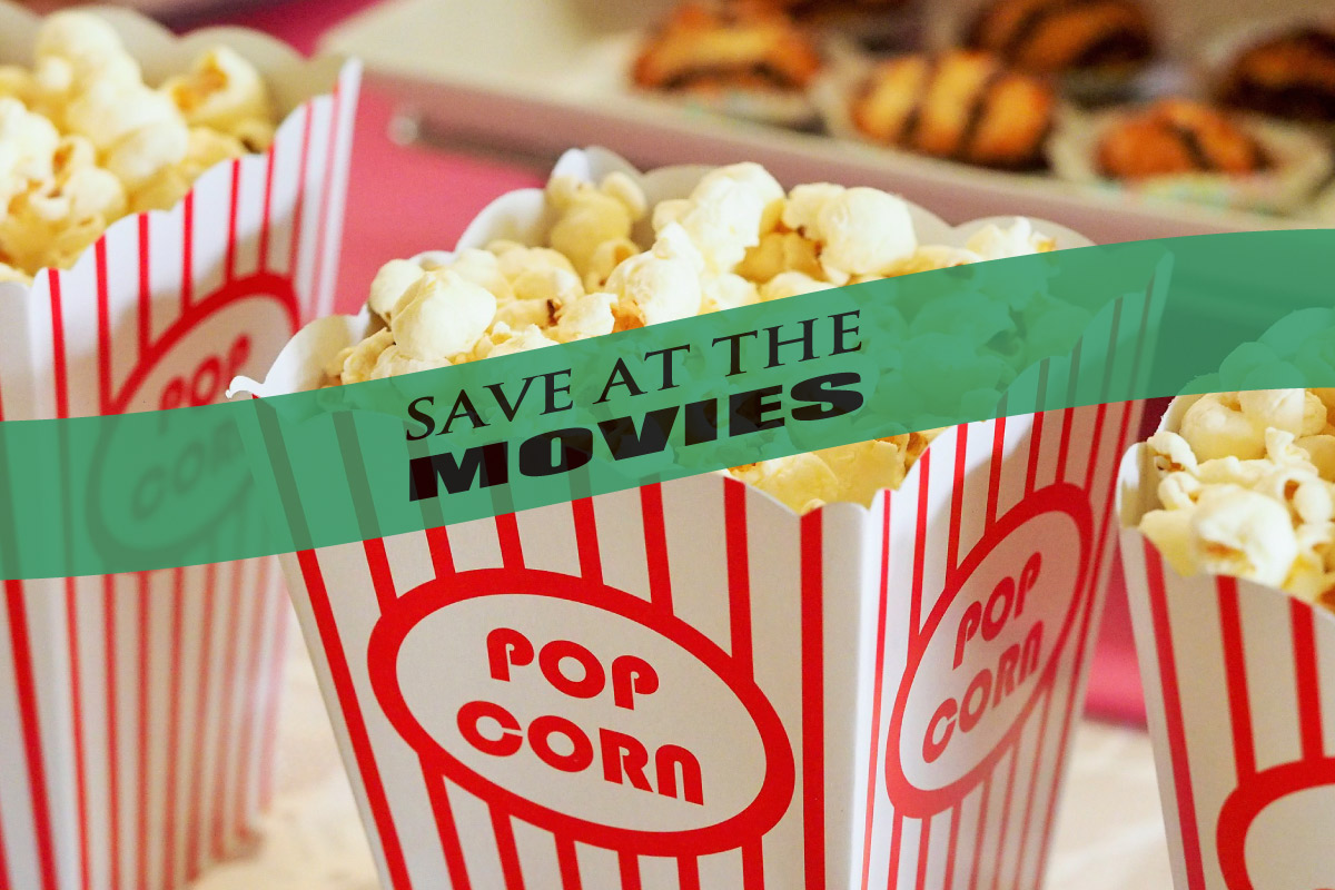 Movie Popcorn Photograph - Ways to save money at the movies