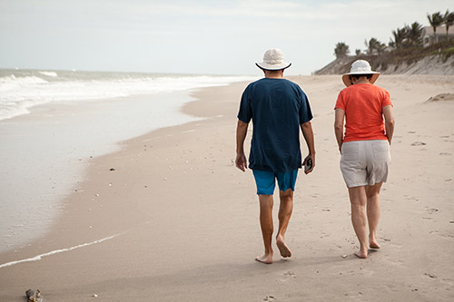 Why is saving for retirement important? Photograph
