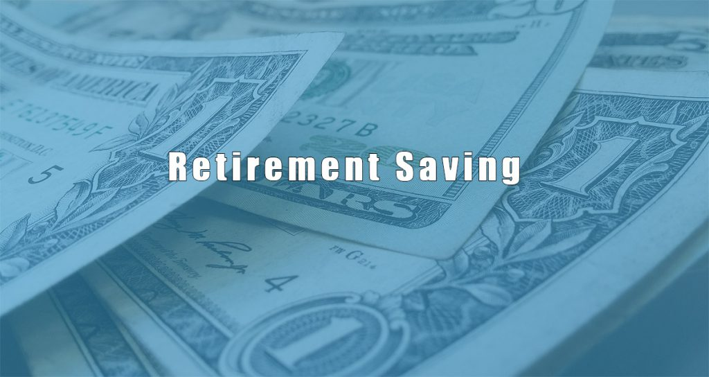 Retirement Saving - Saving For Retirement Photograph